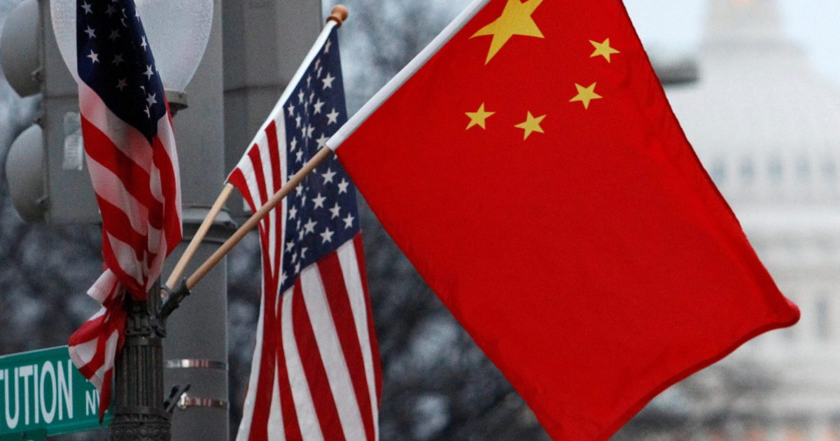 Timeline: Major events in US-China relations since 1949 ...